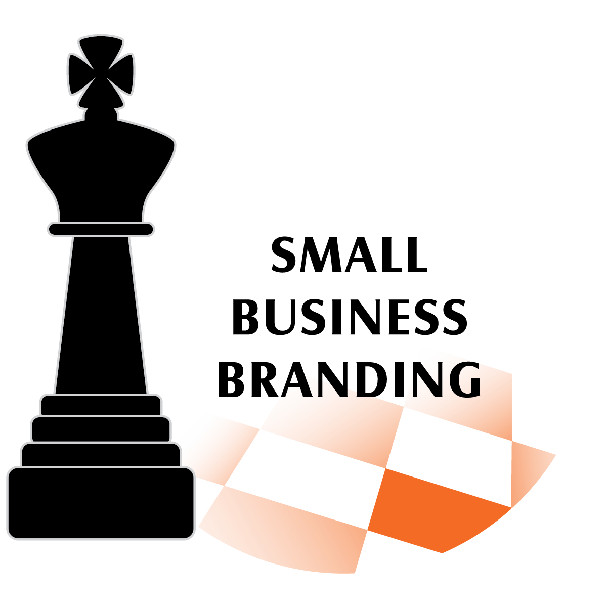 King chess piece Small Business training